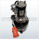 Zasilacz hydrauliczny  0,8 kW - 6 l (Mini Power Pack)